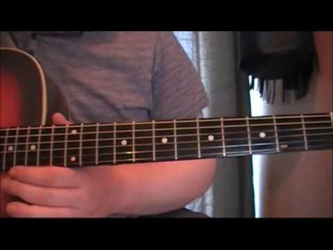 guitar chord lesson all D chords