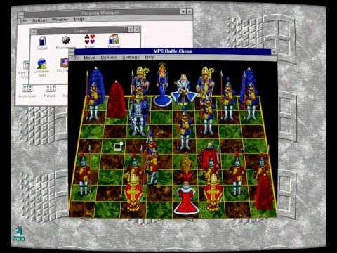 battle chess ipod