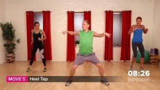 10 Minute Plyojam Dance Workout by POPSUGAR Select