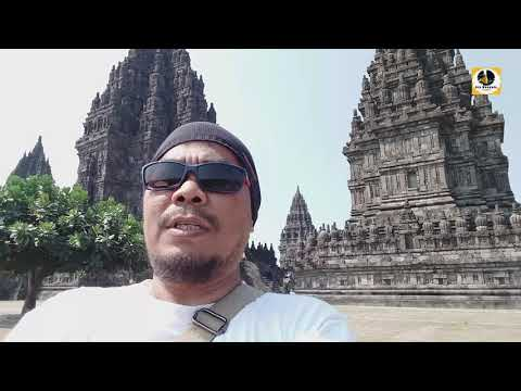 Explore Candi Prambanan Yogjakarta