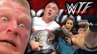 WWE Royal Rumble 2019 WTF Moments | Shane McMahon Is A Champion, Nia Jax Wrestles Men