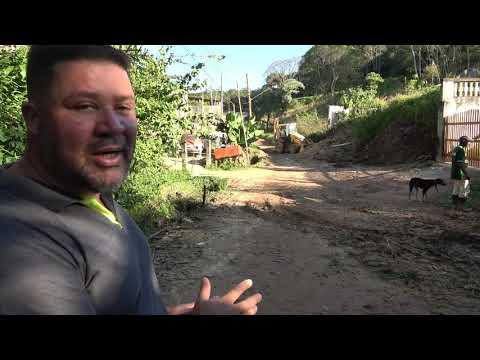 Renato Figueiredo agradece o prefeito Ayres Scorsatto em nome dos Moradores da Rua Cristalino Nunes
