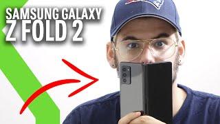 Samsung Galaxy Z Fold2 5G, primeras impresiones: ASÍ se hace un PLEGABLE que CONVENCE