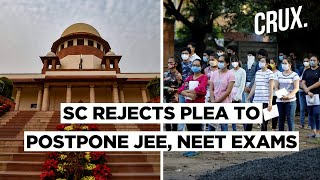 JEE & NEET Exams To Be Conducted As Per The Schedule As Supreme Court Rejects Oppositions Plea - Download this Video in MP3, M4A, WEBM, MP4, 3GP