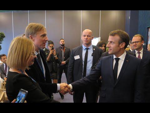 Prantsusmaa presidendi kõnest ENPAl