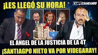 LES LLEGÓ SU HORA! SANTIAGO NIETO DE LA UIF VA ¡POR LUIS VIDEGARAY! - CAMPECHANEANDO