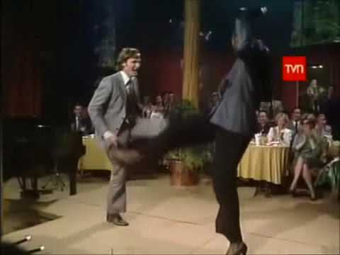 Grace Jones - Fame, Tv show in Chile 1980