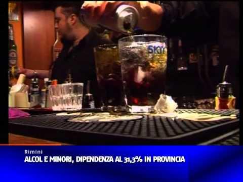 Codificazione dipnosi di alcolismo