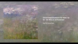 Choral-Improvisationen für Orgel, Op. 65