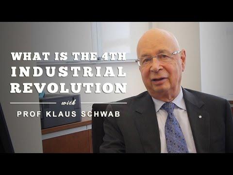 La Quatrième Révolution Industrielle Klaus Schwab Babelio