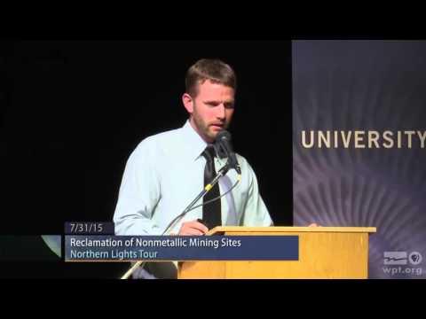 WPT University Place: recuperación de áreas de minería no metálica