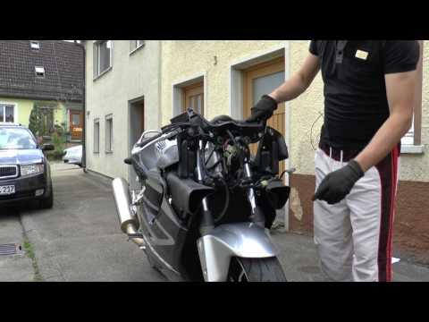 🛠️ Honda cbr 600f Blinker tauschen