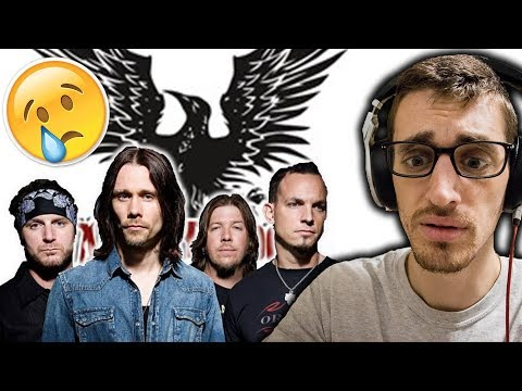 "Hip-Hop Head's FIRST TIME Hearing ALTER BRIDGE: ""Blackbird"" REACTION"