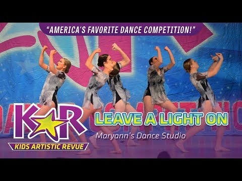"""Leave A Light On"" from Maryann's Dance Studio"