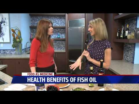 Video Using Fish Oil to Heal From Brain Injury