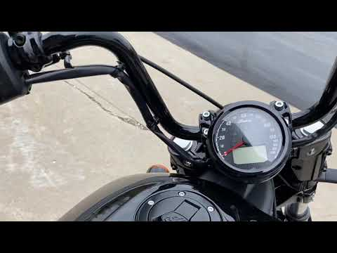 2020 Indian Scout® Bobber Twenty ABS in Muskego, Wisconsin - Video 1
