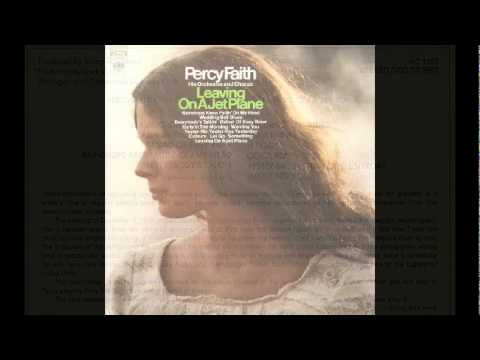 Percy Faith - Raindrops Keep Fallin' On My Head