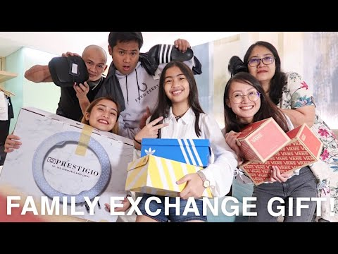 Our Family Exchange Gift 2019!! 🎄❤️🥰 | Ry Velasco