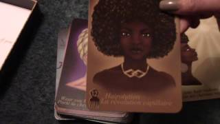 Wisdom of Natural Hair Oracle reveal