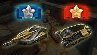 Tanki Online - New Challenges Update ( Completing Tiers )