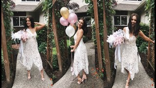 My Bridal Shower Vlog | Madeline Blauser