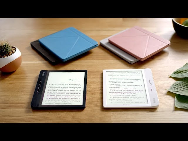 Kobo Libra H20 offers Kindle Oasis looks for a lot less