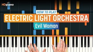 "How To Play ""Evil Woman"" by Electric Light Orchestra 