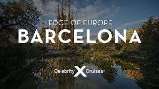 Celebrity Cruises: Barcelona