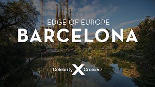 Celebrity Cruises: Barcelona