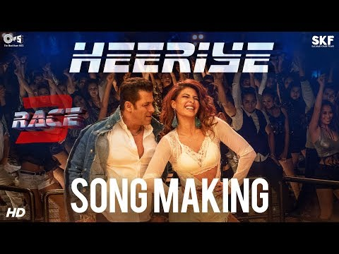 Download Heeriye Song Making - Race 3 Behind the Scenes | Salman Khan, Jacqueline Fernandez | Remo D'Souza HD Video