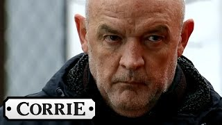 Subscribe now for more! http://bit.ly/1M3dxRH As the truth about Phelan comes to light, will he escape again or finally face justice?  Like, follow and subscribe to the official Corrie pages! YouTube: http://bit.ly/1M3dxRH Website: http://bit.ly/1LdN5QW Facebook: http://on.fb.me/1R3FBSk  Twitter: http://bit.ly/1IGPiEc  Head over to the official Coronation Street YouTube channel and find video exclusives, all the news, storylines and spoilers from the show. We'll also have behind the scenes videos and interviews with the cast to share with you, so make sure you don't miss out. Subscribe now and be part of the brand new YouTube channel for Coronation Street!  http://www.itv.com http://www.stv.tv