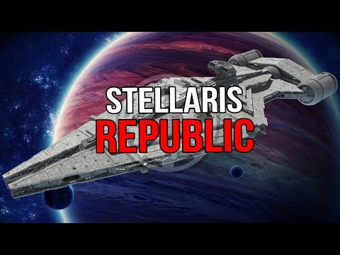 Stellaris - Grand Army of the Republic |EP 5| - TheXPGamers
