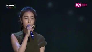 [MAMA 2014] 141203 Epik High Ft Yoo In Na - Happen Ending