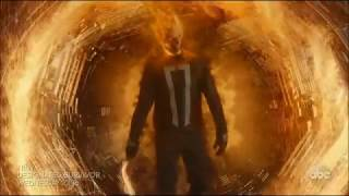Ghost Rider Scenes (Agents of S.H.I.E.L.D. S4 21-22)