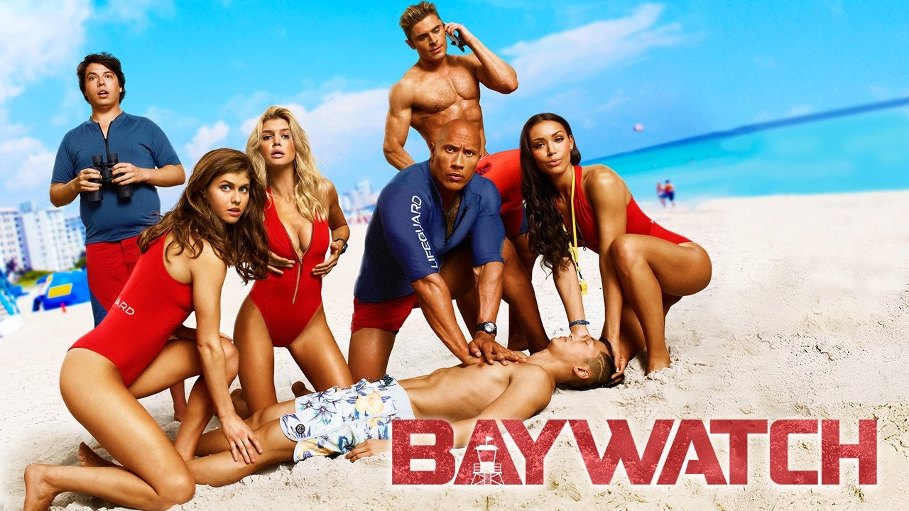 The New 'Baywatch' Trailer Is Here And It Is Ridiculous (In The Best Possible Way)