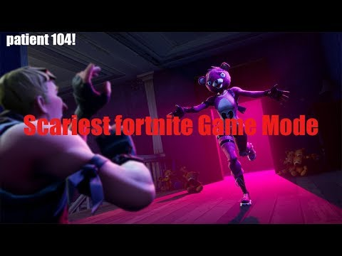 SCARIEST FORTNITE GAME MODE *dont watch at 3am*