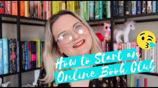 How to Run an Online Book Club | Lauren and the Books