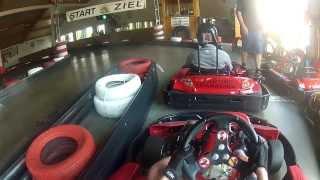 preview picture of video 'Go Kart @ Vilsbiburg (17.08.2013) - Um die Wurscht!'