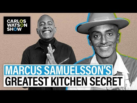 Marcus Samuelsson Cooks Tuna and Talks Black Lives Matter in the Kitchen