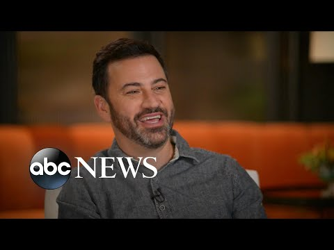Jimmy Kimmel opens up about his new live shows in Brooklyn