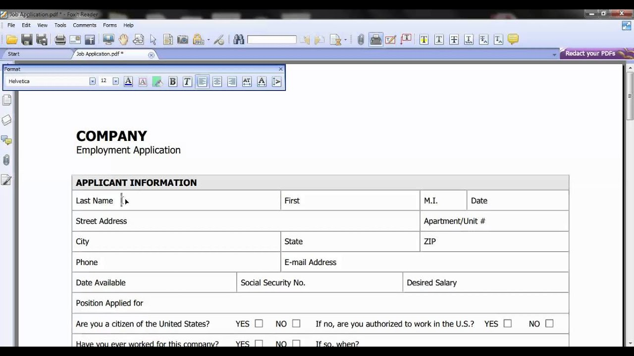 How to save form as a separate document PDF for offline/online ...