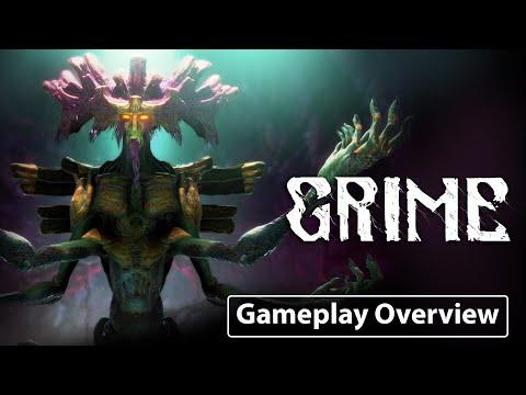 vidéo de gameplay de GRIME