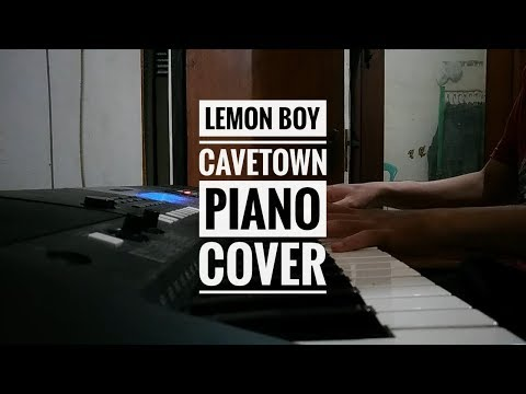 Lemon Boy - Cavetown (piano cover) | Instrumental