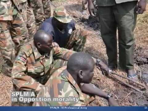 SPLM/A - IO Military Morality