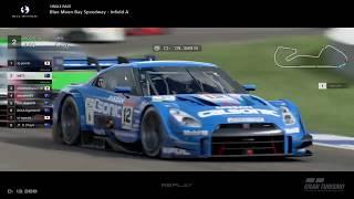 Gran Turismo™SPORT - Blue Moon Bay Infield Nissan GTR Gr2 (online race) v2