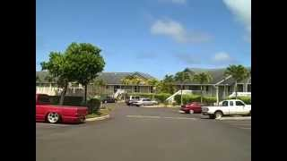 preview picture of video 'Halelani Village condomiums in Lihue on the island of Kauai'