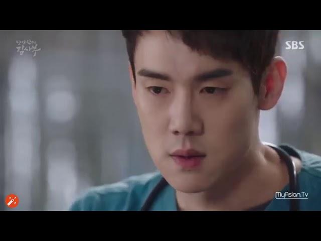 Romantic Doctor - MERS scene Ep 13 (Eng Sub)