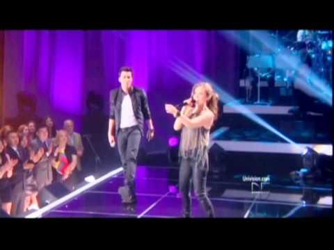 Prince Royce Ft Thalia - Te Perdiste Mi Amor HD - HQ with Captions.