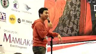 preview picture of video 'Talk Show Raditya Dika di Palu Sulteng'