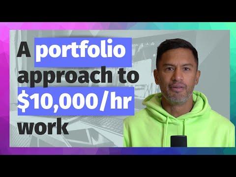 A portfolio approach to $10k work